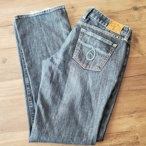 Lucky Brand Lola Boot Cut Mid Rise Jeans